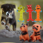 Dog Pet Puppy Sound Chew Squeaker Squeaky Play Toys Monkey/Hippo/Dog Rubber Toy