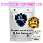 Kyпить PHENYLETHYLAMINE HCL CAPSULES 250mg - Wholesale UK SELLER - на еВаy.соm