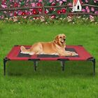 """Outdoor Indoor Portable XLarge 48"""" Dog Pet Cat Elevated Raised Bed Puppy Cot AS"""