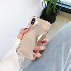Dazzling Light Diamond Shiny Finish Soft Case Cover for iPhone Xs Max XR 6s 7 8