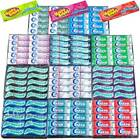 Wrigleys Chewing Gum, Airwaves, Extra, Hubba Bubba Bubble Gum