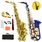 Professional Eb Alto Sax Saxophone With Case Mouthpiece Neck Strap For Beginner