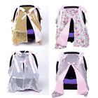 Baby Stroller Pram Car Seat Cover Breathable Sun Shade Canopy Baby Girl NEW Gift