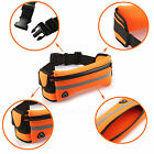 GYM TRAVEL SPORTS ACTIVE WAIST BELT FANNY PACK POUCH For Doro 8030