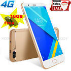 Unlocked 4g 16gb Android 6.0 Mobile Smart Phone Dual Sim Quad Core 13mp Phablet