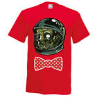 T- Shirt  TEE * HIPSTER SPACE ASTRONAUT MONSTER * MINT size S up to XXL