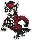 """Nc State Wolfpack Tuffy Color Vinyl Decal Sticker - You Choose Size 2""""-34"""""""