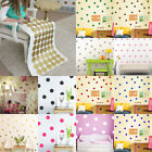 20/54pcs Polka Dot Wall Stickers Wall Decal Circle Theme Home Decor Children
