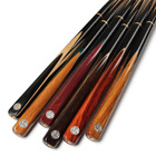 9Mm Tip Handmade Legend Model Billiards Snooker Cue With Snooker Cue 3/4 Case $176.95 USD on eBay
