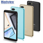 """Blackview Dual Sim Mobile Android 8.1 5.5"""" Phone Smartphone Unlocked 4 Core 8 Gb"""