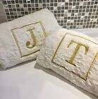 Personalised Towels, Square Monogram Towels, 3 Sizes, Quality 550 gms Towels