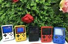 Gameboy Mini Retro Handheld Console 400 games in 1 Color black white red blue US