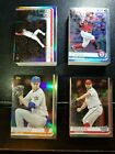 2019 Topps Series 1 RAINBOW FOIL Base PARALLEL You Pick Your Card RC LL WSH CUP on Ebay