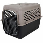 Petmate Kennel Dog Crate Plastic Travel Airline Pet Carrier Large Lbs Handle New