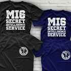 UK James Bond Secret Intelligence Service T-Shirt Size S-3XL $21.9 USD on eBay