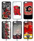 NHL Calgary Flames For Apple iPhone 11 iPod / Samsung Galaxy Note 10 Case Cover $9.93 USD on eBay