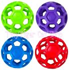 JW Pet Holee Roller Ball Dog Puppy Toy Hol ee SMALL to XL Brand New Colors