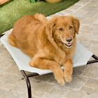 Outdoor Dog Bed Pet Elevated Cot Indoor Large Steel Raised Frame Cat Durable New