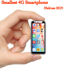 Melrose 2019 Smallest 4G Smartphone Fingerprint Dual Sim 2GB/8GB Android8.1Phone