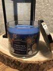 **FREE GIFT** BATH AND BODY WORKS 3-WICK CANDLE YOU PICK THE SCENT!! NEW SCENTS!