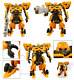 Ironhide Bumbles Bee Robots Transformers Action Figures Toys Optimus Primes Gift