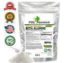 BETA ALANINE POWDER -Pure Powder-Recovery Muscle Endurance  Strength -ALL Sizes