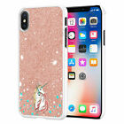 Cute Unicorn Phone Case Cover For iPhone Samsung Huawei RS064-2