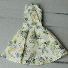 Fashion Countryside Floral Dress For 11.5inch Doll Clothes Gown Evening Dresses