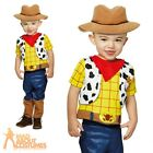 Kids Baby Disney Toy Story Woody Costume Book Week Day Fancy Dress Outfit Kids