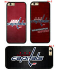 Washington Capitals Hard Phone Case Cover For iPhone/ Samsung/ LG/ Sony $8.26 USD on eBay