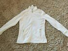 Women?s Greg Norman White Long Sleeved Golf Top Size, Small, Medium