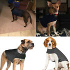 Pet Dog Calm Jacket  Anti-Anxiety Stress Relief Vest Coat Cotton Soft Costume A4
