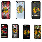 Chicago Blackhawks Rubber Phone Case Cover For iPhone / Samsung $9.25 USD on eBay