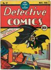 "Detective Comics cover ""BATMAN""  FIRST ISSUE  / Print on Glossy Paper or Canvas"