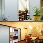 Home Bedroom Bathroom Home Glass Window Door Privacy Film PVC Frosted Sticker A4