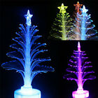 Color Changing Christmas Xmas Tree Led Light Lamp Home Party Decoration Mini H-