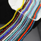 4mm 6mm 8mm 10mm Crystal Faceted Round Loose Beads For Bracelet Necklace Jewelry