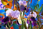 Home Art Wall Decor Artirisa Bstract Flower Oil Painting HD Printed On Canvas