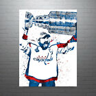 Alexander Ovechkin Washington Capitals NHL Hockey Poster FREE US SHIPPING $14.99 USD on eBay
