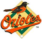"Baltimore Orioles MLB Logo Vinyl Decal - You Choose Size 2""-28"" on Ebay"