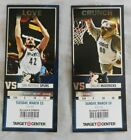 2012-13 Minnesota Timberwolves Ticket Stub Choose One on eBay