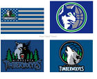 Minnesota Timberwolves Flag 3x5 Ft Polyester Mancave NEW! Towns FAST SHIPPING on eBay