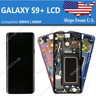 OEM Samsung Galaxy S9+ Plus LCD Replacement Screen Digitizer + Frame Excellent
