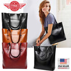 Women Tote Bag Leather Bags Handbag Shoulder Hobo Purse Messenger GT0043 image