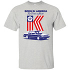 Retro, Chrysler, Plymouth, K-CAR, Reliant K, Aries K, 1980's, Patriotic, T-shirt $19.99 USD on eBay