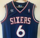 Julius Erving Philadelphia 76ers Replica Throwback Stitched Jersey on eBay