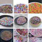 Внешний вид - Lot 1000X 16g 2mm Round Loose Czech Glass Beads DIY Jewelry Making mix Colorful
