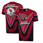Liquid Blue Arizona Cardinals V-Dye T-Shirt NFL Licensed----New w/Tags----