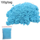 Kids DIY Colorful Magic Motion Sand 100g Play Craft Plasticine Toy Non Toxic New