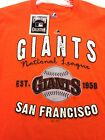 SAN FRANCISCO GIANTS MLB MAJESTIC COOPERSTOWN BARNEY TEE AUTHENTIC MEN'S SHIRT on Ebay